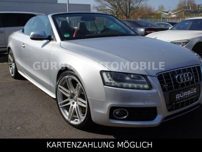 gebraucht Audi S5 Cabriolet 3.0 TFSI quattro~MMI~B&O~LEDER