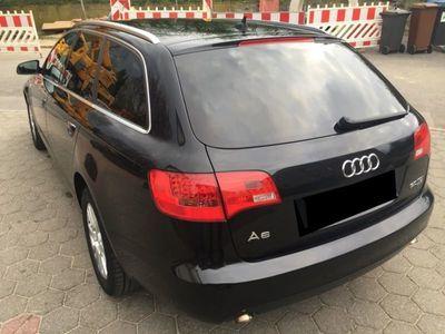 gebraucht Audi A6 Avant 3.0 TDI DPF Quattro Tiptronic S-Line