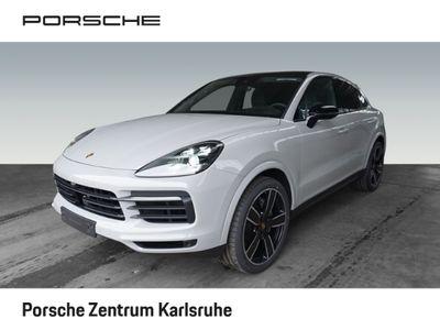gebraucht Porsche Cayenne S Coupe Head-Up Standheizung 22-Zoll