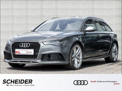gebraucht Audi RS6 Avant 4.0 TFSI qu Navi Pano LED LM21
