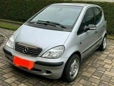 gebraucht Mercedes A140 Classic, Klima