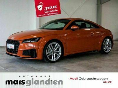 gebraucht Audi TT Coupé 45 TFSI DSG S line Sportpaket plus als Sportwagen/Coupé in Pronsfeld