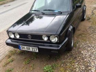 gebraucht VW Golf Cabriolet 1