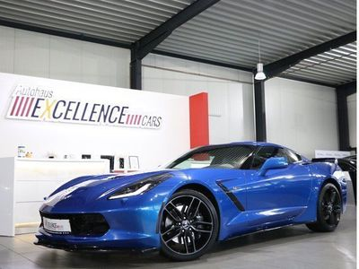 gebraucht Corvette Stingray C76.2 Coupe / ADMIRAL-BLUE / SCHÖN