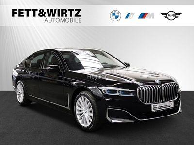 gebraucht BMW 740 d xDrive DA-Prof. H/K GSD PA+ HUD LC-Prof.