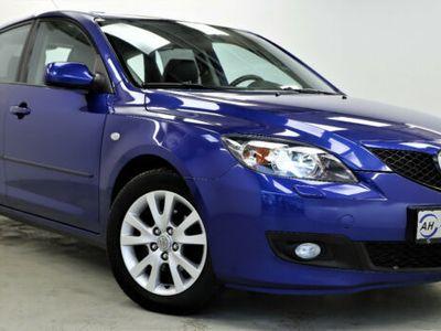 gebraucht Mazda 3 Lim. 1.6 105 PS Sport Active Leder Sitzheizung