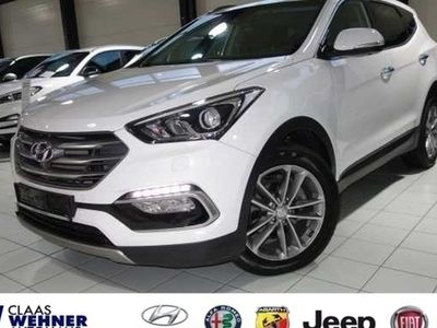 used Hyundai Santa Fe Fl 2.2 CRDI 4WD Premium *360° View,Parkassistent,Leder,Xenon