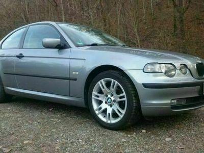 gebraucht BMW 316 Compact ti SHZ SD M-Alufelgen gepflegt unfallfrei