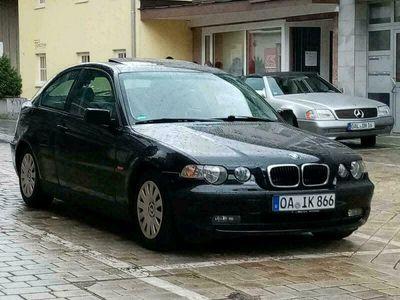 gebraucht BMW 316 E46 copact