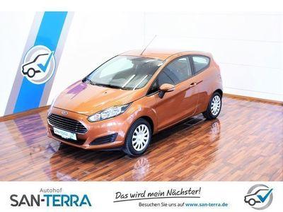 used Ford Fiesta 1.25 Klima Multif.Lenkrad Tagfahrlicht St