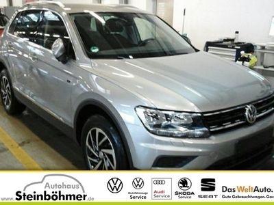 gebraucht VW Tiguan JOIN 2.0TDI 4Motion DSG Navi AHK ACC