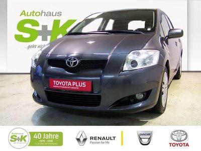 gebraucht Toyota Auris 1.6 5-Türer Sol ABS Fahrerairbag ESP SERV