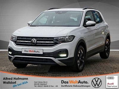 gebraucht VW T-Cross - 1.5 TSI Life DSG KLIMA LM