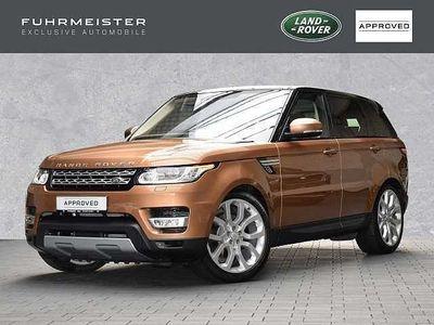 gebraucht Land Rover Range Rover Sport TDV6 HSE   TFT-Display   825-Watt   Klimasitz