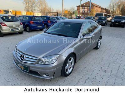gebraucht Mercedes CLC200 CDI*NAVI*SHZG*LEDER*PDC