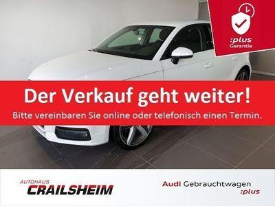 gebraucht Audi A1 Sportback Ambition 1.4 TFSI Ambition, Xenon, Navi, Sitzheizung, Lordose