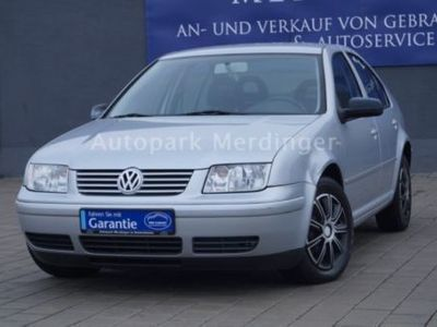 gebraucht VW Bora 1.6 Trendline 1.HAND 120TKM KLIMA
