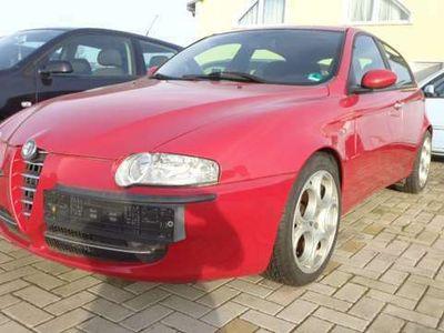 gebraucht Alfa Romeo 147 2.0 Twin Spark Selespeed Distinctive + LPG Gas