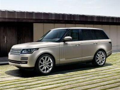 gebraucht Land Rover Range Rover Vogue 5-trg. 3.0 SDV6 202kw/275PS 8-Stufen-Automatikgetr.