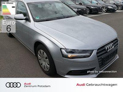 gebraucht Audi A4 Avant Attraction 2.0 TDI clean diesel 110150 kWPS multitronic