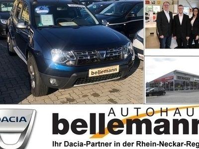 gebraucht Dacia Duster dCi 110 FAP Prestige *Navi*Leder*Garantie*