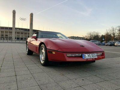 gebraucht Corvette C4 Coupé 6-Gang Supercharged Vortech als Sportwagen/Coupé in Berlin