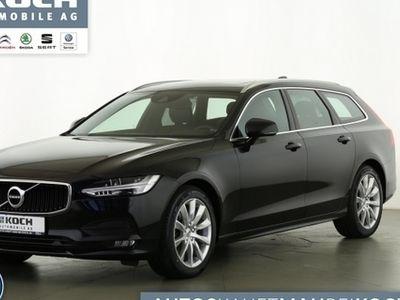 gebraucht Volvo V90 D5 AWD Momentum Aut IntelliS HUD Pano Kamera