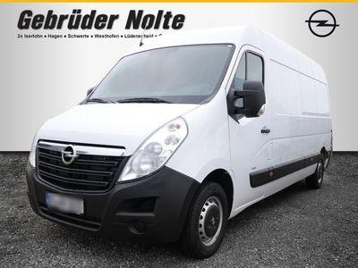 gebraucht Opel Movano 2.3 CDTi Kasten AHK KAMERA NAVI EU6