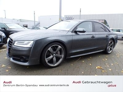 gebraucht Audi S8 plus 4.0 TFSI quattro tiptronic *STANDH*BOSE*HUD*