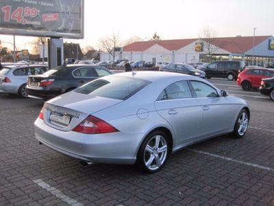 gebraucht Mercedes CLS320 CDI 7G DPF - Leder - Xenon - Navi