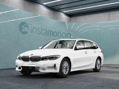 gebraucht BMW 320 320 i Touring Aut. Panorama LED 369Euro Leasing