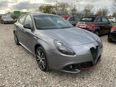 gebraucht Alfa Romeo Giulietta 1.4 Sport NAVI PDC-V+H L+R-SENSOR SHZ