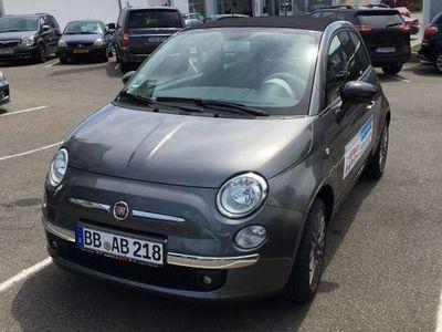 gebraucht Fiat 500C 1.2 Cult