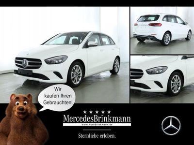 gebraucht Mercedes B200 d PROGRESSIVE/LED/SHZ/PARKTRONIC/KLIMA Parktronic