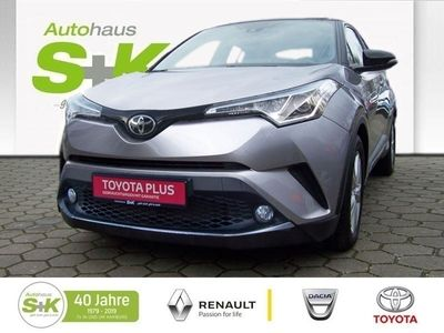 gebraucht Toyota C-HR Style Selection 1,2-L Autom.