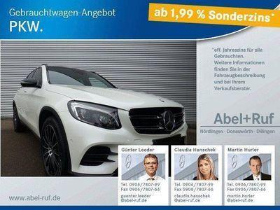 gebraucht Mercedes 350 GLCd 4M.-AMG-Night Paket-Distronic-AHK-ILS