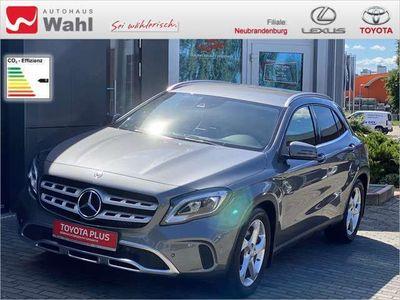 gebraucht Mercedes GLA220 4Matic SHZ PTS KAMERA NAVI LED EU6