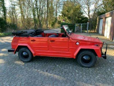 gebraucht VW 181 Kübel Cabrio