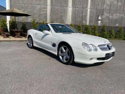 gebraucht Mercedes SL500 Roadster (BM 230)