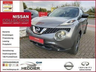 gebraucht Nissan Juke Tekna *LEDER, 360°-KAMERA, NAVI, SITZHEIZUNG*