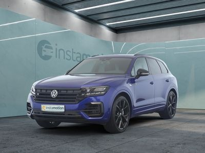 gebraucht VW Touareg TouaregR Hybrid 4MOTION   INNO.   LUFT   AHK  