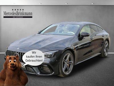 gebraucht Mercedes AMG GT 63 4Türig MULTIBEAM/360°/Standheizung