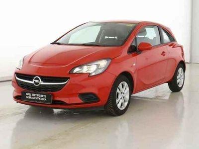 gebraucht Opel Corsa E 1.4 Edition+Radio R 4.0 Intellilink+