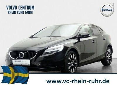 gebraucht Volvo V40 Linje Svart D2 - LED, Navi, Kamera, Sitzh, Leder,