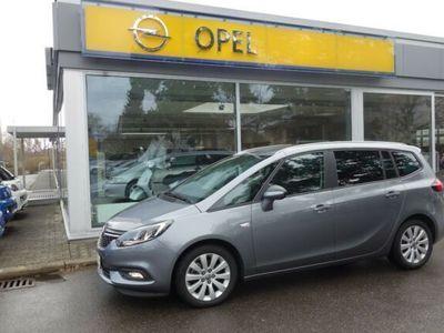 gebraucht Opel Zafira ON, NAVI, PDC, LHZ, SHZ, AHK abnehmbar
