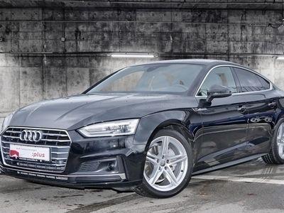 gebraucht Audi A5 Sportback 2.0TDI EU6 qu. S-Trc S-Line Xen Nav