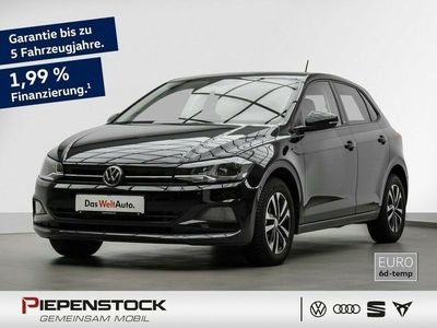 gebraucht VW Polo 1.0 TSI IQ.Drive ACC+Park Assist+Tempomat