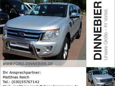 gebraucht Ford Ranger Limited 3.2 TDCi 4x4 Doppelkabine 3.2 TDCi Gebrauchtwagen, bei Autohaus Dinnebier GmbH