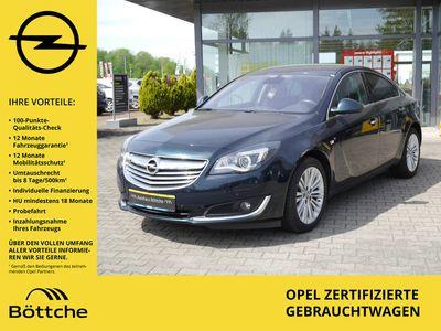 gebraucht Opel Insignia 1.6 SIDI Turbo Innovation XENON NAVI