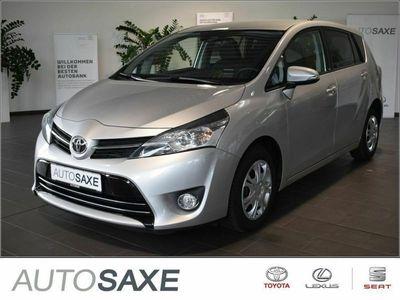 gebraucht Toyota Verso 1.6 D-4D 5-Sitzer Start/Stop Edition-S